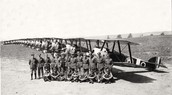 Canadian planes in WW1