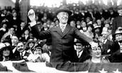 Woodrow Wilson's Goals as President