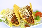 3.mexican food