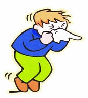Symptoms of the flu virus