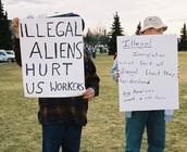 Illegal Aliens Hurt US Citizens