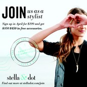 Become a Stylist Today - $450 in Product Credit!
