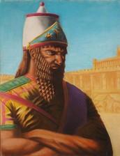 Ancient mespotamia famous leaders