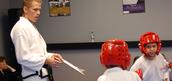 Learn KickBoxing in Austin, Tx