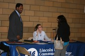 LLCC Student Government Students Mentor