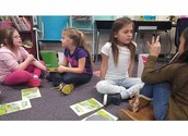 Building vocabulary in reading small group