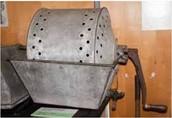 first wahing machine