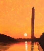 Monument at Dawn