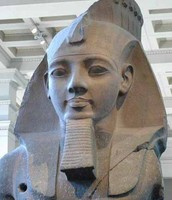 One of Ramses II's son
