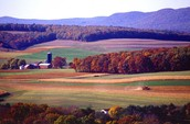 Farmlands of Pennsylvania