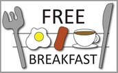 Free Breakfast @ Fair!