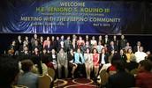 President Aquino's Visit