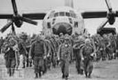 US Troops Arriving in Vietnam