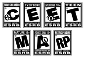 the ratings of video games