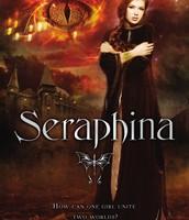 Seraphina book cover 2