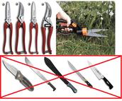 Utilización de herramientas correctas para el trabajo