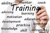 Upcoming Training Opportunities