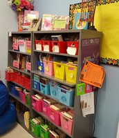 Clarissa Moreno's Classroom- Dubose Intermediate
