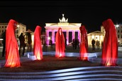 Le festival de lumière
