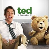 The movie Ted