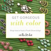 Stella & Dot Jewelry and Accessories