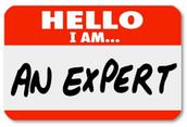 Expert Exhibit This Thursday 1:30-2:00!!
