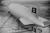 The LZ 129 Hindenburg