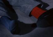 Plato's mismatched socks