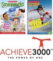 ELA - Scholastic Resources