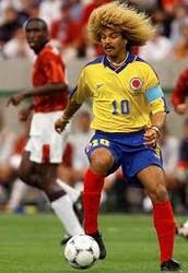 Bio of Carlos Valderama