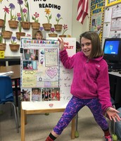 Fiona's Student of the Week Poster!