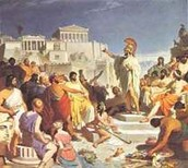 Typhoid fever in the Ancient world