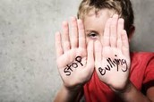 More than 160,00 people are bullied a year.