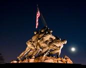 Monumento de Iwo Jima