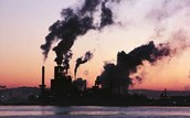 Has there been any changes in airborne pollutant concentrations?