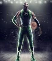 Super hero Kobe Bryant
