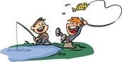 Kids Fishing Rods & Reels