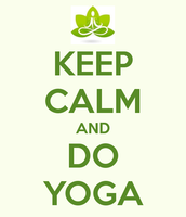 Yoga helps your strength !