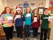 8th Grade Card Designers