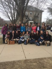 Seekonk Juniors join workshop at URI