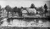 Fletcher Pond Painting