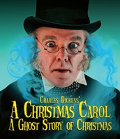 """A Christmas Carol"" ~ Alley Theatre, Houston TX"