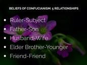 Five Relationships