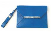 Avalon Bracelet Clutch - Bright Cobalt $35