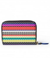 Chelsea Tech Wallet - Crazy Stripe