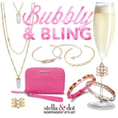 Bubbly and Bling