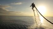 6. Water jet pack - San Diego