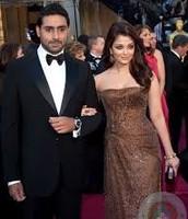 Aishwarya Rai et Abhishek Bachchan