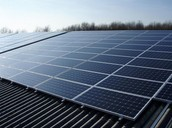 Solar Power-  the technology used to absorb the sun's energy and make it usable