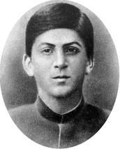 Joesph Stalin....